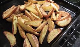 Americké brambory bez kapky oleje a přesto výborné