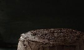 Božský čokoládový dort