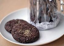 Čokoládovo-kakaové sušenky