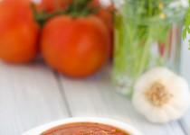 Jemná mexická salsa