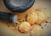 Kardamonové sušenky