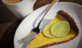 Kokosový Florida Key Lime Pie