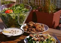 Letní Kaiser salát