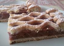Linecký koláč tří chutí