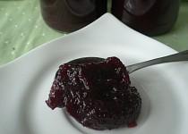 Ostružinovo - rybízová marmeláda s jablky