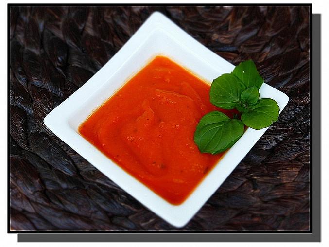 Rajčatová omáčka se zeleninou (Sugo di pomodoro II.)
