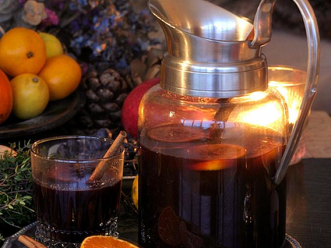 Svařené víno se zázvorem