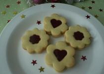 Těsto na vánoční linecké cukroví