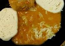 Holubky v paprikové omáčce