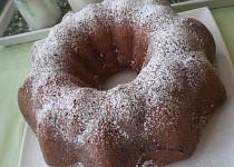 Jogurtovo-ořechová bábovka