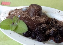 Kakaové flameri