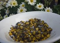 Kukuřice s mákem