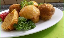Masovo dýňové muffiny