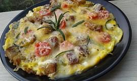 Omeleta s Romadurem