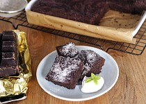 Superčokoládové brownies