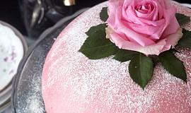 Švédský princeznin dort