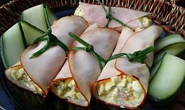 Vajíčkové rolky