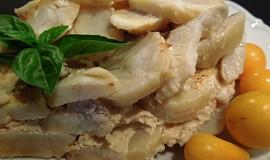 Zapékané filé s bramborami