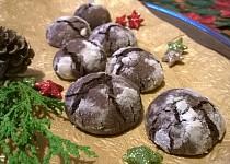 Bezlepkové  kakaovo pomerančové bochánky