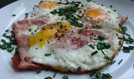 Ham and eggs (Šunka s vejci)