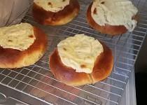 Hanácké bramborové koláče z hladké mouky