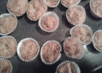 Ořechové foukané