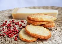 Parmazánové sušenky