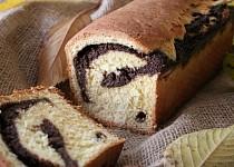 Rolovaný makový chlebíček