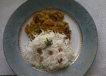 Sandokanova zeleninová směs po indicku