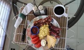 Snídaně pro velké jedlíky