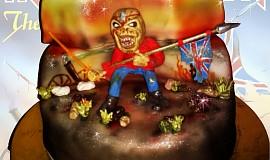 Eddie pro fanouška Iron Maiden