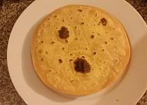 Indické placky ze sladkých brambor