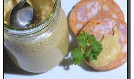 Klasická hořčice (domácí)