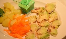 Květáková tempura