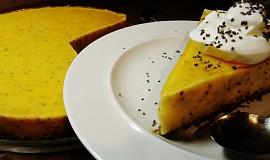 Meruňkový dort