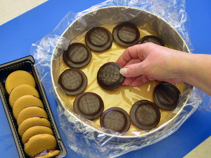 Piškoty použijete i pro základ dortu