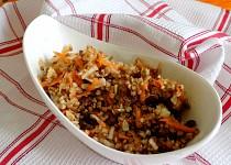 Sladký pohankový salát