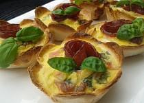 Tortillové košíčky