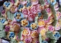 Vanilkové tulipány