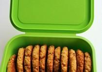 Moje ovesné cookies