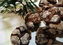 Čokoládové sušenky bez mouky