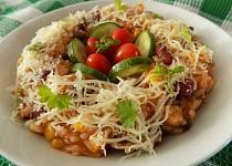 Rychlé bezmasé pikantní rizoto