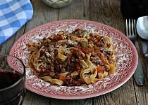 Boloňská omáčka (ragú alla bolognese)