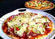 Domácí pizzy od Krkovičky