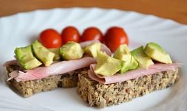 Semínkový zdravý chléb