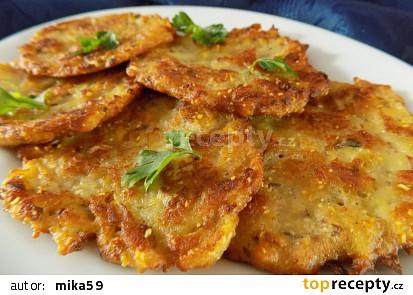 Tofu bramboráčky