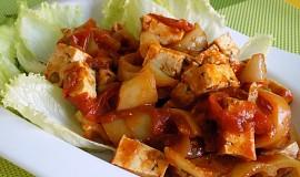 Tofu se zeleninou