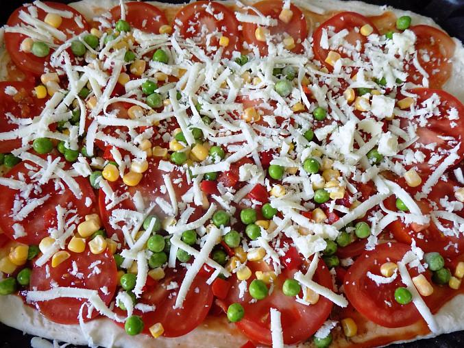 Výborné těsto na pizzu  (používané už 20 let)