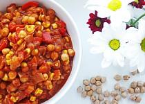 Chilli con carne (veganské)