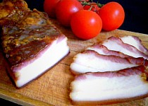Domácí anglická slanina